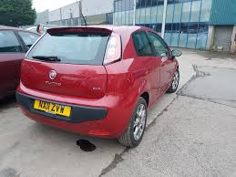 Used Fiat Punto Evo Hatchback 1 4 8v Gp 3dr Start Stop In