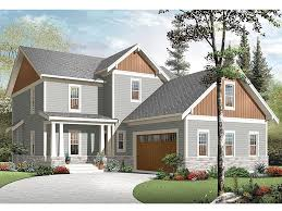 two story house plans 2 story craftsman home plan 027h 0338 at
