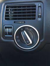 Vw Golf Mk5 Interior Styling Volkswagen Golf Car Styling Centre Consoles U0026 Dashboards Ebay