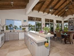 Gourmet Kitchen Islands Stunning Luxury Beachfront Villa Exclusive Homeaway Central
