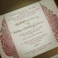 marriage invitation staff picks indian wedding invitations letterpress wedding