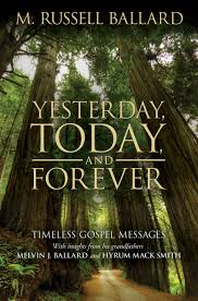 yesterday today and forever timeless gospel messages from m
