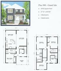 Floor Plans For A Two Story House by Modular Homes Affordably Priced Llc Mhaphomes Com
