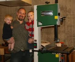 the rikon bandsaw giveaway interview with the winner