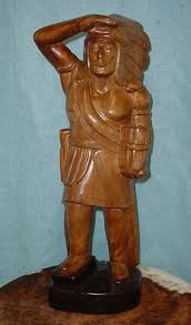 chainsaw wooden bears cigar store indians