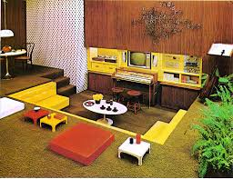 60s Interior Design by Practical Encylopedia Of Good Decorating And Home Improvement Flickr