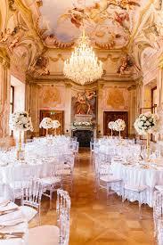 a romantic regal wedding at hetzendorf castle in vienna austria