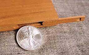 Silver Eagle Hidden In Secret Furniture Compartment StashVault - Silver eagle furniture