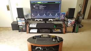 xbox one home theater slaughterx u0027s home theater gallery my set ups 22 photos