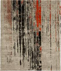 Modern Tibetan Rugs by Capella E Hand Knotted Tibetan Rug From The Tibetan Rugs