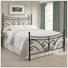 Black Wrought Iron Headboards by Wrought Iron Headboard