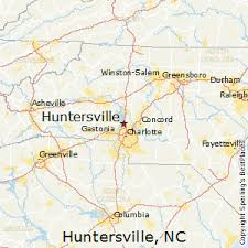 comparison huntersville carolina cary carolina