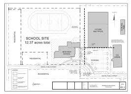 school floor plan pdf building plans new niverville high school