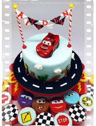 lightning mcqueen cakes pauline bakes the cake cars lightning mcqueen