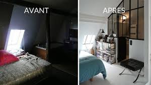 chambres sous combles avant après aménager une chambre d amis sous les combles