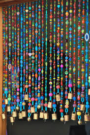 Funky Door Curtains by The 25 Best Hanging Door Beads Ideas On Pinterest Bead Curtains
