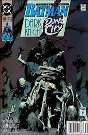 batman dark knight dark city tpb review batman news