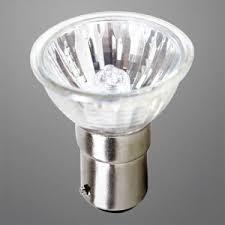 long life dc bayonet base halogen light bulbs