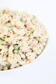 Pasta Salad Recipe Mayo by Creamy Ranch Pasta Salad U2014 Tastes Lovely