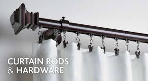 curtain rods u0026 hardware improvements catalog