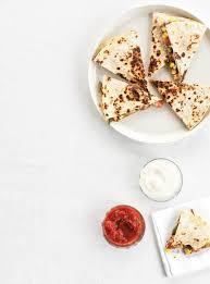 recettes de cuisines quesadillas végétariennes ricardo