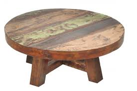 coffee table top ideas round wood coffee table interior and home ideas pertaining to round