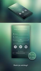 Behance Login by 26 Best Login Page Images On Pinterest Login Page Interface