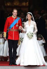 Alexander Mcqueen Wedding Dresses Kate Middleton U0027s Wedding Dress A Look Back At Her Iconic