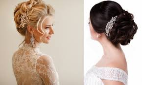 Hochsteckfrisuren Braut Locken by Ja Zu Brautfrisuren Mit Locken Für Deinen Schönsten Tag