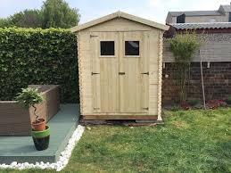 wooden garden sheds for sale in larbert falkirk gumtree
