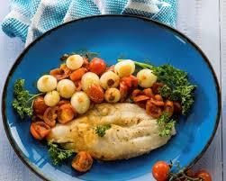 cuisine andalouse recette cabillaud façon andalouse