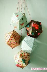 remember the paper ornaments you made as a kid they ve grown up