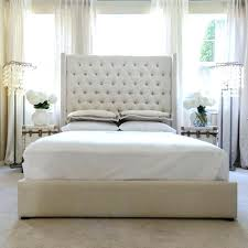 Plush Headboard Beds Tall Wood Headboard Beds Headboards For Queen Tufted Sale
