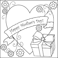 mothers day coloring pages free coloring pages of mothers day