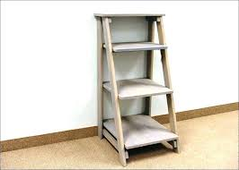 Target Narrow Bookcase Ikea Ladder Shelves Leaning Bookcase Size Of Ladder Shelf
