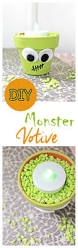 Halloween Monsters For Kids by Monster Halloween Craft For Kids Sweet T Makes Three