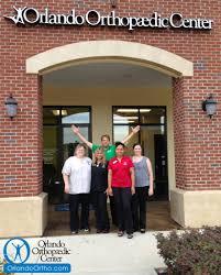 about us orlando orthopaedic center