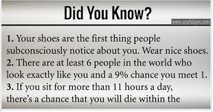 did you 20 amazing facts self awakening