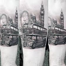 nice bus big ben tattoo golfian com