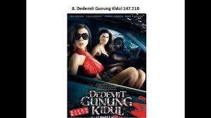 film hantu gunung kidul 10 film box office indonesia terlaris di tahun 2011 youtube