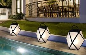 battery outdoor lights with timer communico consulting outdoor