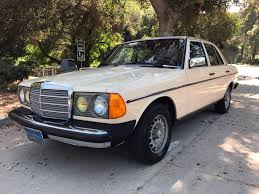 mercedes 300d for sale 1983 mercedes 300d turbo for sale on bat auctions sold for