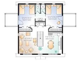 garage apartment floor plans garage apartment plans 2 car carriage house plan with gambrel