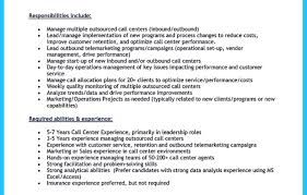 Best Team Lead Resume Example by Call Center Resume Samples Call Center Resume Sample Call Center
