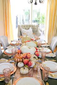 Thanksgiving Table 10 Gorgeous Thanksgiving Table Scape Ideas Randi Garrett Design