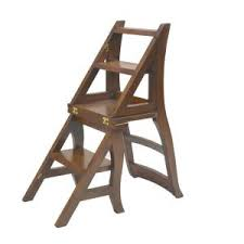 carolina cottage chestnut wood folding library chair 1617 nc the
