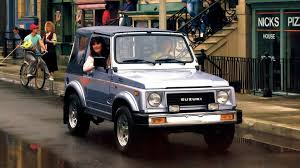 suzuki jeep 2014 can u0027t have a new suzuki jimny consider a vintage one