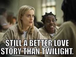 Orange Is The New Black Meme - 25 oitnb memes that ll make you feel like taking a trip to