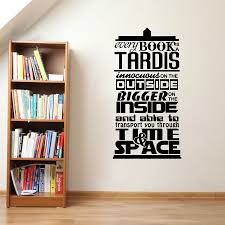 online buy wholesale doctor stickers from china doctor stickers doctor who inspired quote vinyl wall sticker