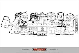ninjago printables coloring pages and activity sheets